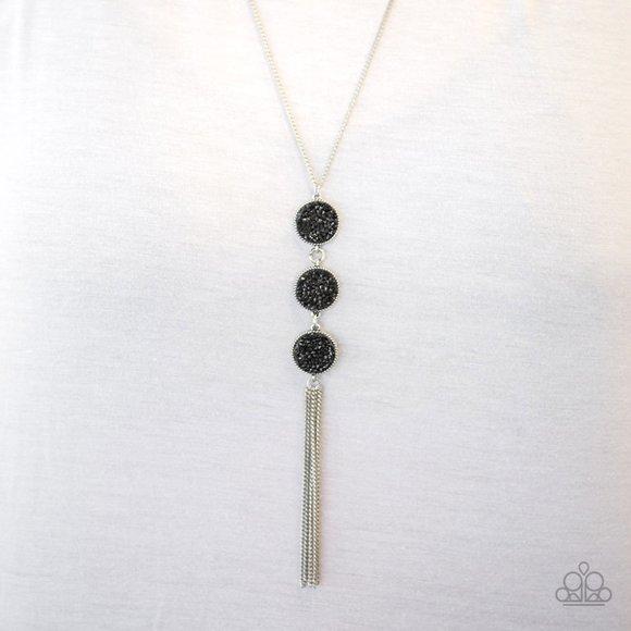 Triple Shimmer - Black